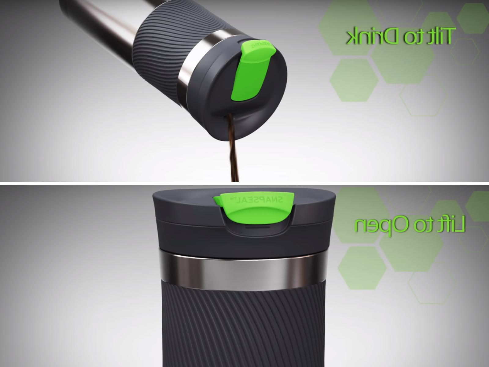 Stainless Steel Mug Proof Insulated SnapSeal