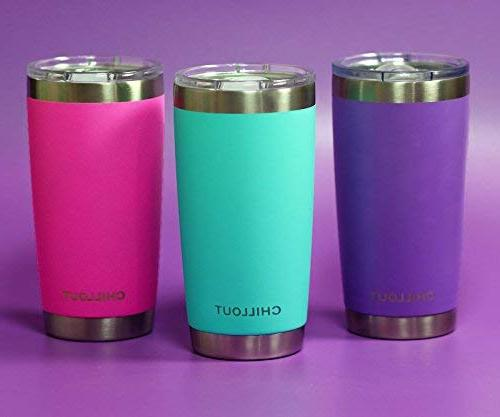 20 oz Sliding - Insulated Coffee - Insulated Cup Hot - Tumbler 20
