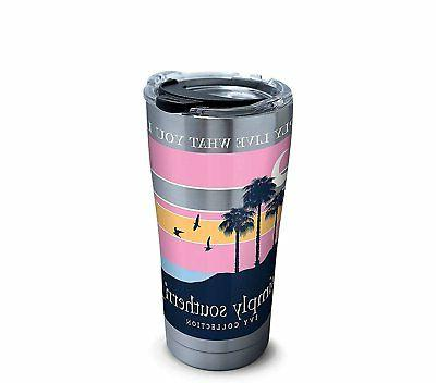 Tervis Stainless Steel Tumbler, Simply Southern - Ivy Sunset