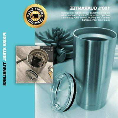 Stainless Steel Tumblers 20oz Double Wall Insulated