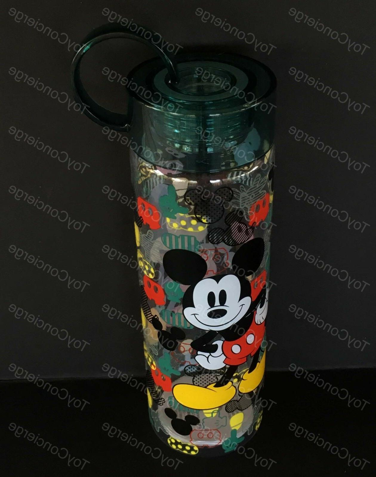 store water bottle 2016 mickey mouse acrylic