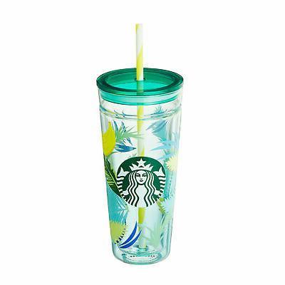 Starbucks Korea 2019 SS Banana Glass Cold Cup Tumbler 591ml