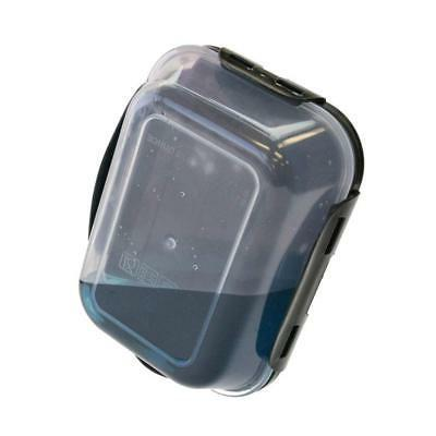 6 Fitness Seal Containers Blue of