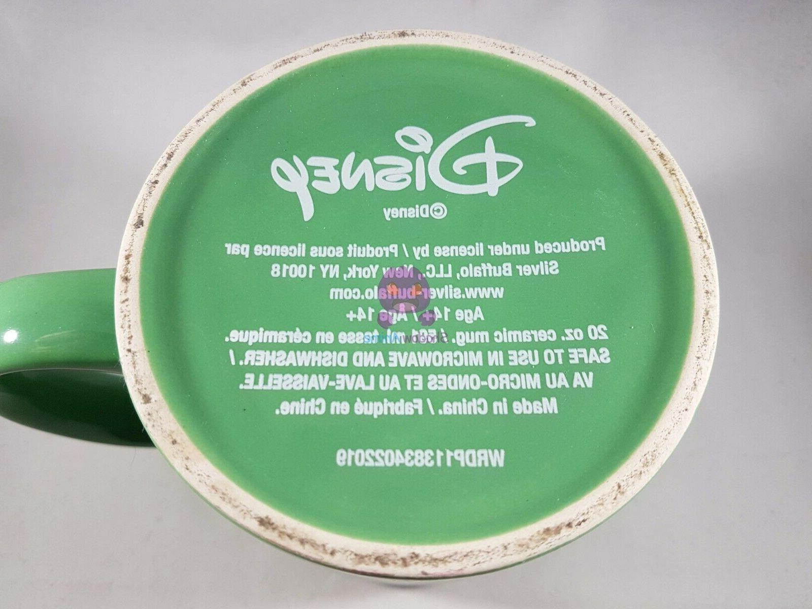 The Little 20oz Green Disney Licensed NEW