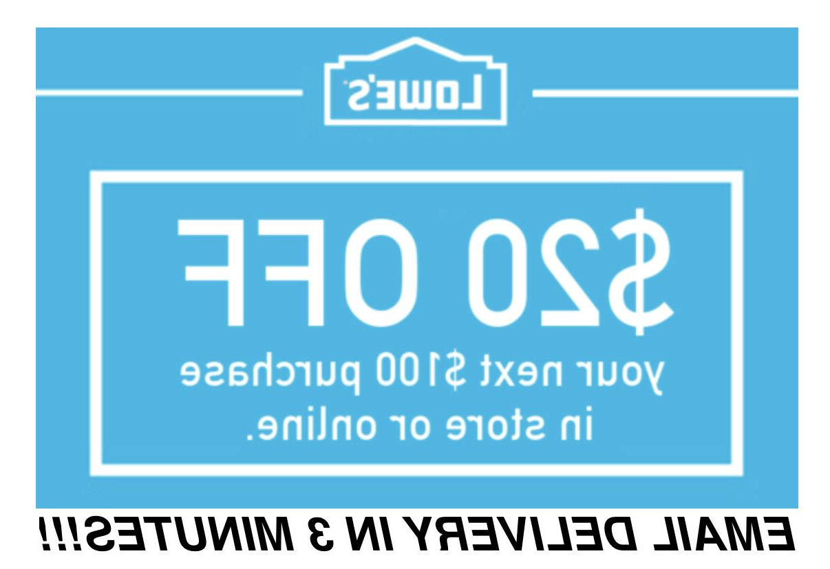 three 3x 20 off 100coupons instore