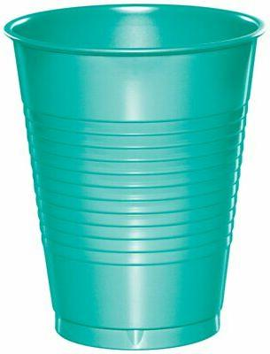 Creative Color Plastic Cups Count - Color