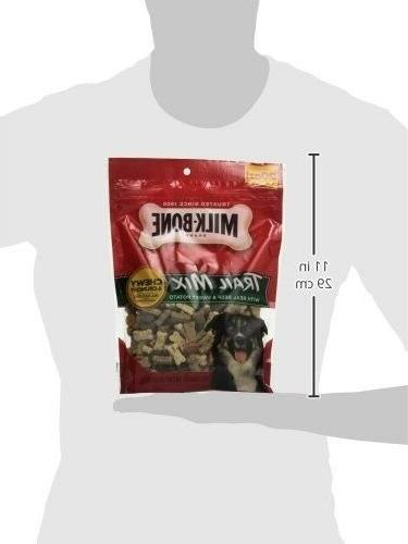 Trail Mix Real Beef Dog Snacks, Perfect To Feed