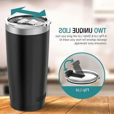 Jura Cup Tumbler Steel Vacuum Insulated oz
