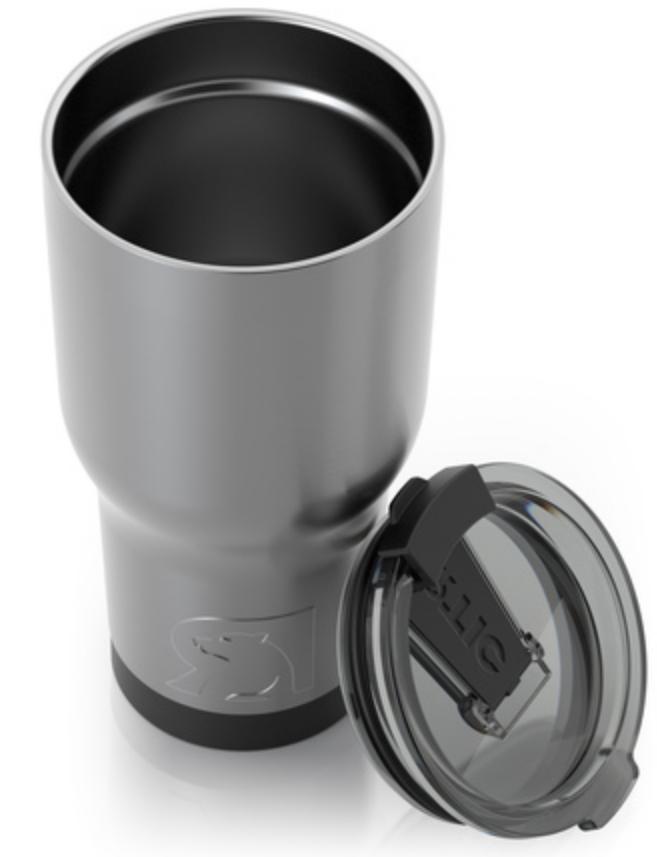 Stainless Steel Thermos Vacuum w Lid