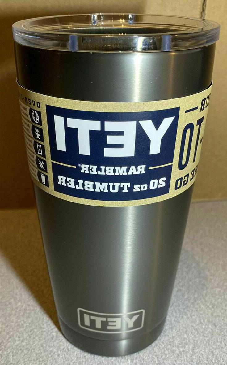 tumbler 20oz with magslider lid different colors