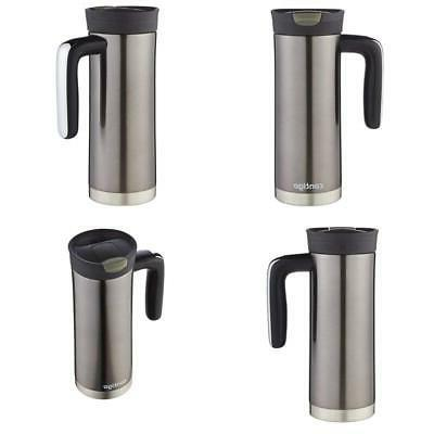 vacuum thermos snapseal 20 oz stainless steel