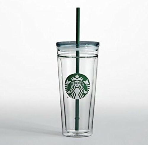 9919ae01982 Starbucks Venti Clear Glass Double Wall ...