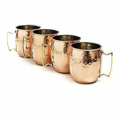 WHOLESALE CASE OF 72 HAMMERED 20 oz  MOSCOW MULE MUGS  COPPE