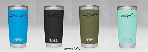 NEW YETI ADDITION - Personalized - - 20 oz Yeti - 30 oz - Yeti - Yeti Engraved Yeti Tumbler - Yeti Cup …