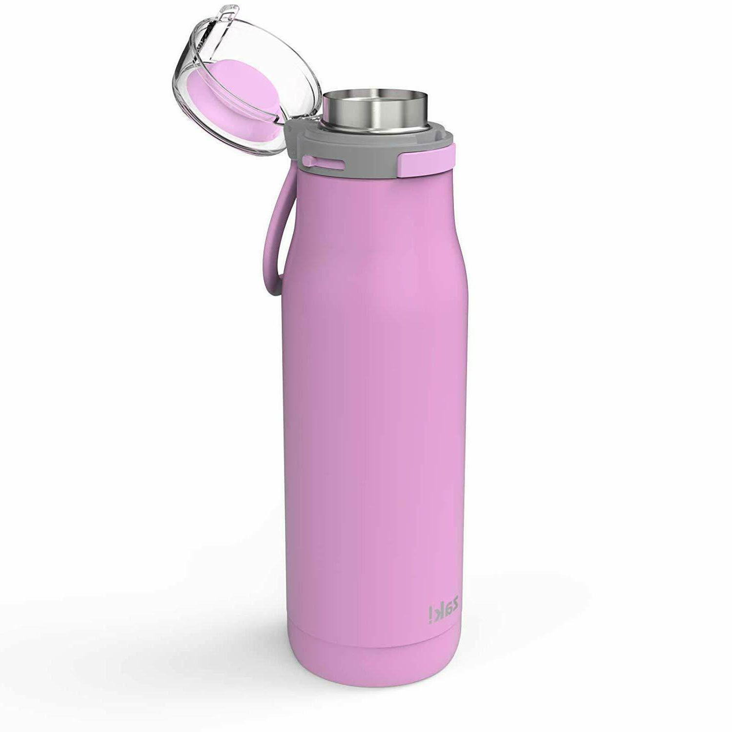Zak! Designs Insulated Stainless Water Bottle oz.