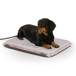 K&H Pet Products Lectro-Soft Outdoor Heated Pet Bed Small Ta