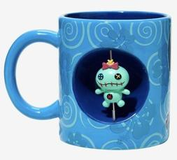lilo and stitch scrump ceramic 20oz spinner
