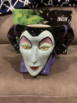 Disney Maleficent  20oz Ceramic Sculpted Mug