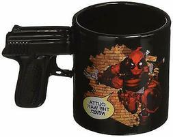 Marvel Comics: Deadpool: Sculpted Mug