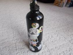 Disney Mickey Mouse Cartoon & Friends Water Bottle Aluminum