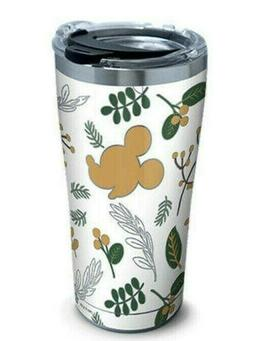 Mickey Mouse Disney Holiday Foliage LE Tervis Tumbler 20Oz S