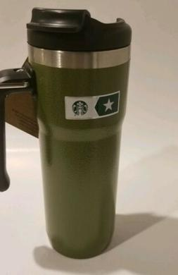 Starbucks Military  Stainless Steel Thermal Coffee Tumbler T