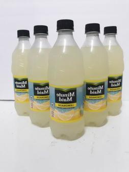 Minute maid Lemonade 20oz 5 Bottles