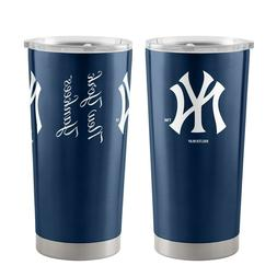 Boelter Brands MLB New York Yankees Sports Fan Travel Mugs,