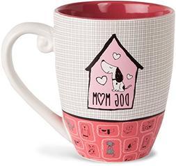 It's Cats & Dogs Dog Mom Ceramic Extra Large Coffee Mug Tea