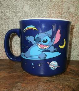 Mug Coffee ceramic DISNEY Lilo & Stitch Cosmic Surfing Far O