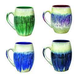 MUG Large Coffee Mugs 20 Ounce - Handmade Beautiful Glazed C