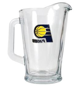 NBA Indiana Pacers 60-Ounce Glass Pitcher - Primary Logo