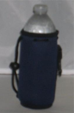 Neoprene Water Bottle Drawstring Insulator Cooler Cooler, Na