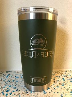 new 20 oz olive green tumbler limited