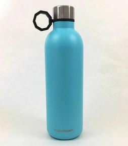NEW 2017 STARBUCKS Water Bottle Cup Stainless Steel AQUA BLU