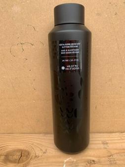 New Starbucks 2020 Black WATER BOTTLE Tumbler Vacuum Insulat