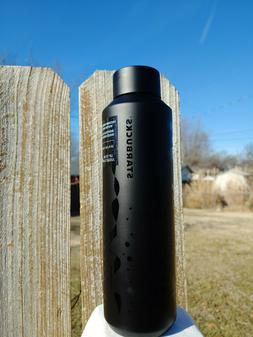 new 2020 black water bottle tumbler vacuum