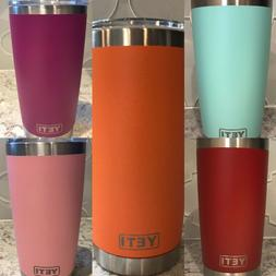 New 20oz  DuraCoat Tumbler w/ Magslider Lid Coral,Pink,Red,P