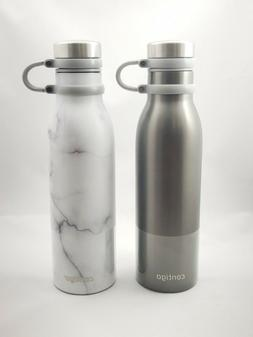 new 20oz vacuum insulated water bottles hot