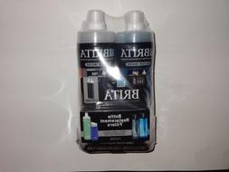 NEW Brita 20oz Water Bottle 2 Pack Filters & Bottles - Water
