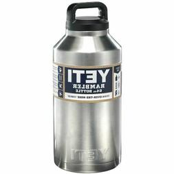 NEW! - YETI 64 oz Rambler Bottle Stainless Steel Thermos wit