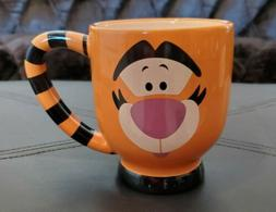 New DISNEY PARKS Authentic Coffee Mug 20 oz TIGGER Striped H