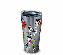 NEW Disney Mickey Mouse 90th Bday Stainless Steel Tervis- 20