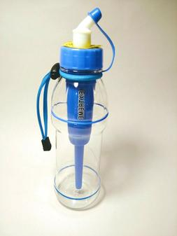 New Seychelle 20oz Advanced Filtration Sports Water Bottle