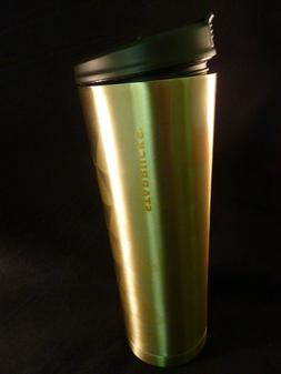 NEW Starbucks Stainless Steel Tumbler 20 Oz 2013