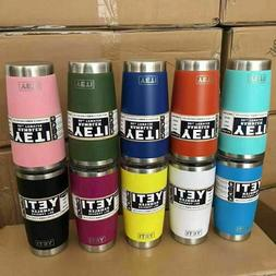 NEW Yeti 20oz Tumbler Rambler Stainless Steel Cup Insulated