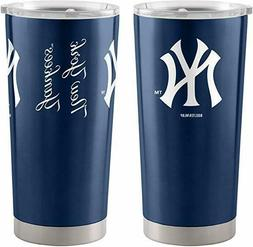 NEW YORK YANKEES 20oz STAINLESS STEEL ULTRA TUMBLER NEW AND