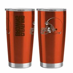 NFL Cleveland Browns Travel Tumbler - 20 oz Ultra by Boelter