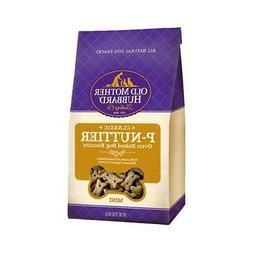 Oldmot: Biscuits, P-Nuttier, Mini, 20 OZ