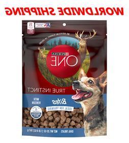 one true instinct bites venison flavor dog